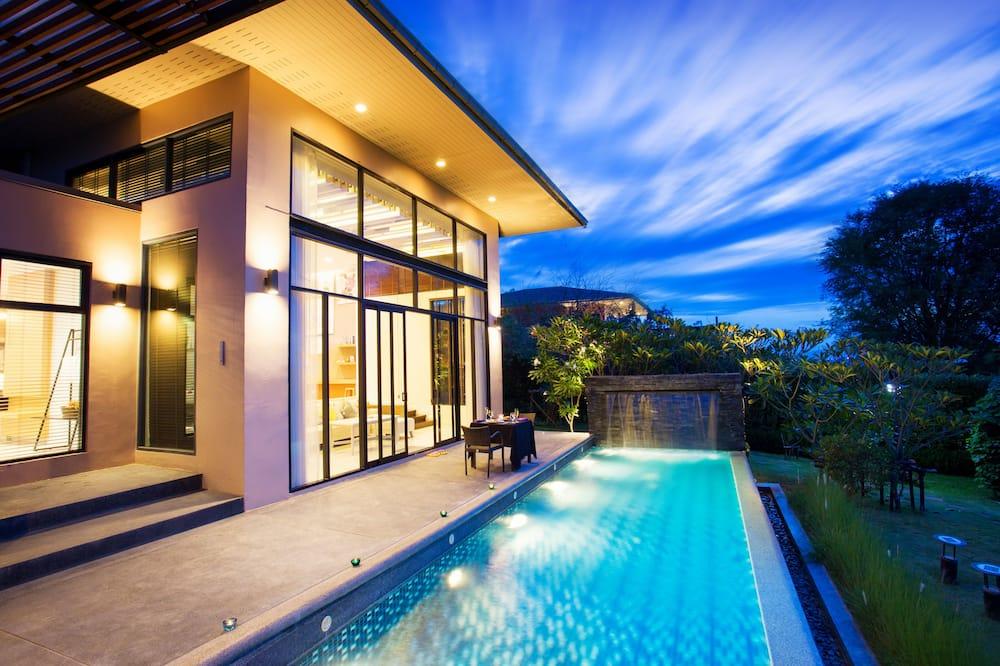 Pool Villa - Piscina privada
