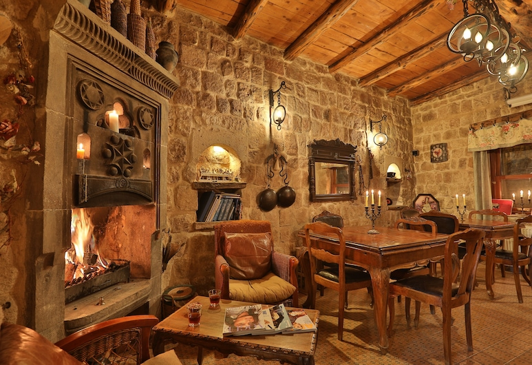 Meleklerevi Cave Hotel, Urgup, Restaurant