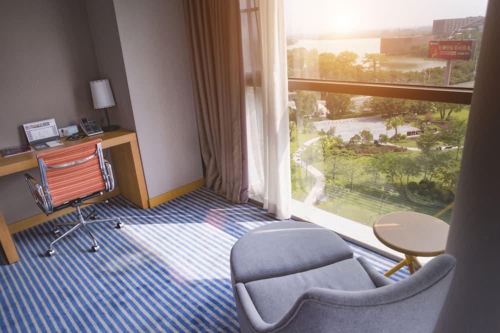 Breezy, 客房, 1 张特大床, 无烟房, 湖景 - Järvevaade