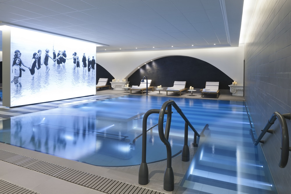 Cures Marines Trouville Mgallery By Sofitel, Trouville Sur Mer, Indoor Pool