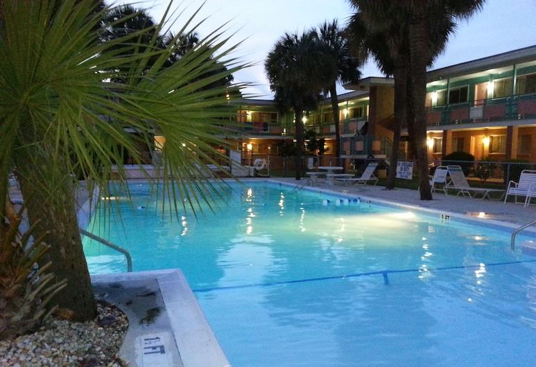 Sunrise- Sun fun Motel, Myrtle Beach, Piscine en plein air