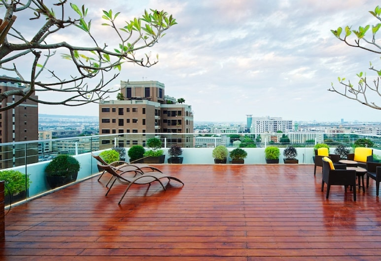 Hotel 7 Taichung, Тайчжун, Тераса/внутрішній дворик