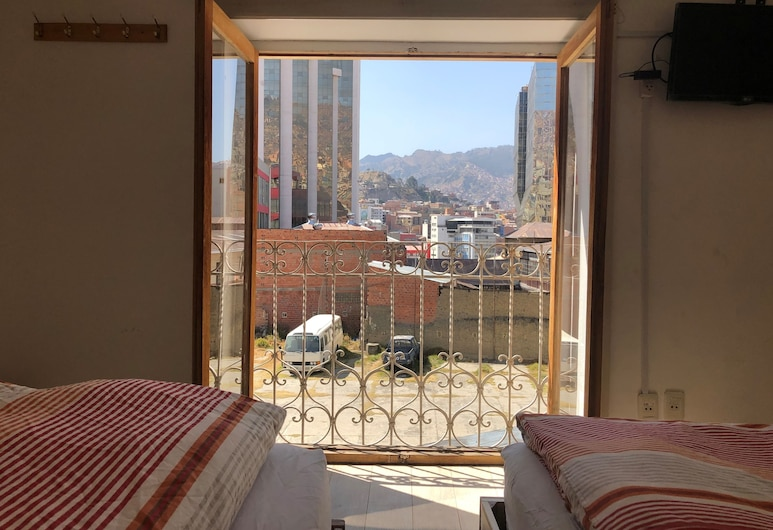 Onkel Inn 1886, La Paz, Family Suite, Multiple Beds, Private Bathroom, Guest Room View