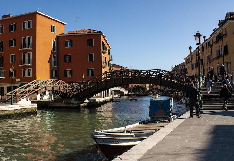 Alloggio Ai Tre Ponti, Venezia, Esterni