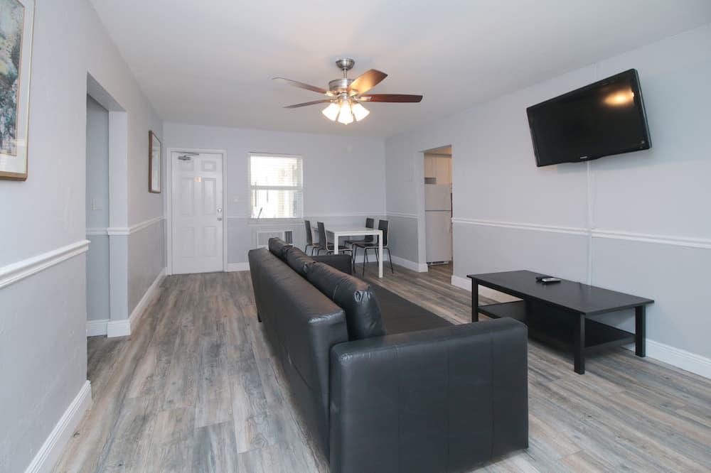 Suite, 1 habitación (101) - Sala de estar