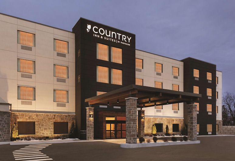 Country Inn & Suites by Radisson, Belleville, ON, Belleville, Esterni