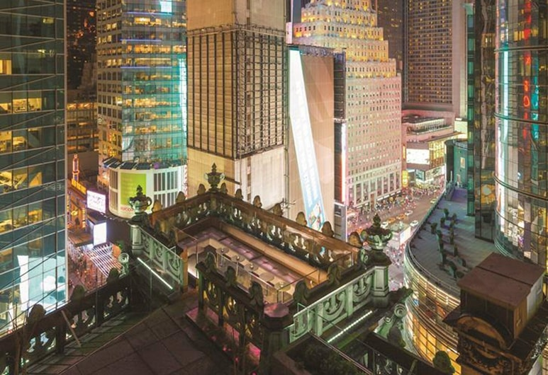 The Knickerbocker Hotel, New York, Junior Suite, City View, Corner, Guest Room View