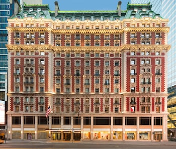 Picture of The Knickerbocker Hotel in New York