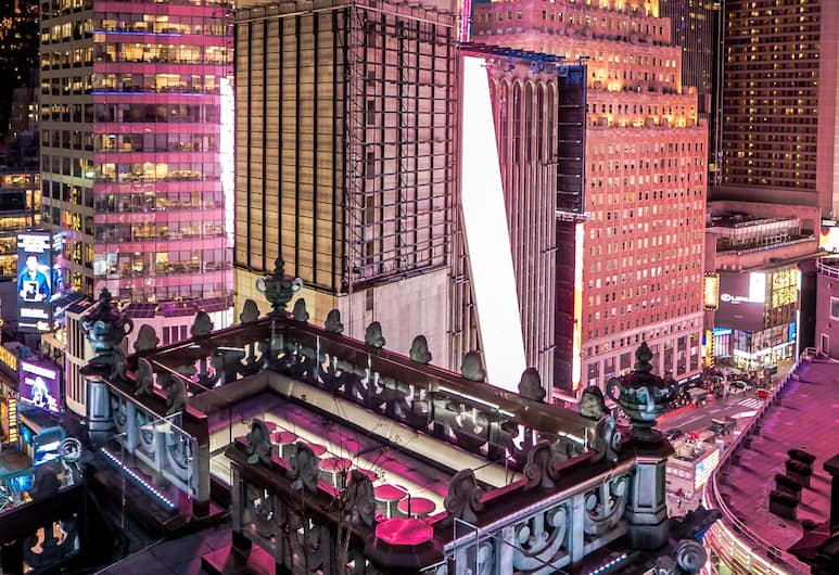 The Knickerbocker Hotel, New York, Terrace/Patio