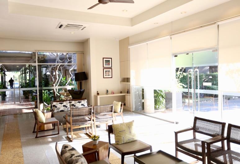 シンシリ リゾート, バンコク, 内部エントランス