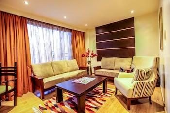 Bilde av The Monarch Hotel i Nairobi