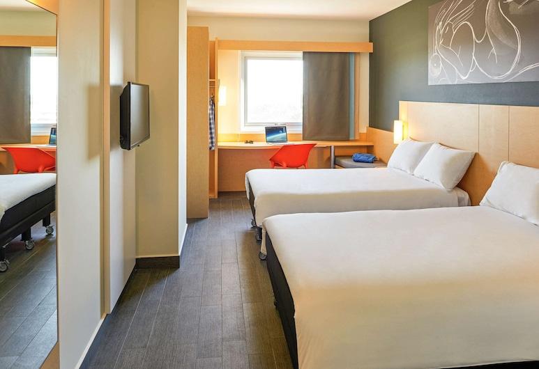 Ibis Culiacan, Culiacán, Habitación doble estándar, 2 camas dobles, Habitación