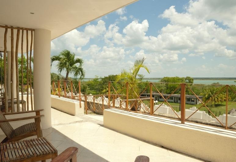 Villas Bakalar, Bacalar, Apartmán, 2 spálne, výhľad na lagúnu, Hosťovská izba