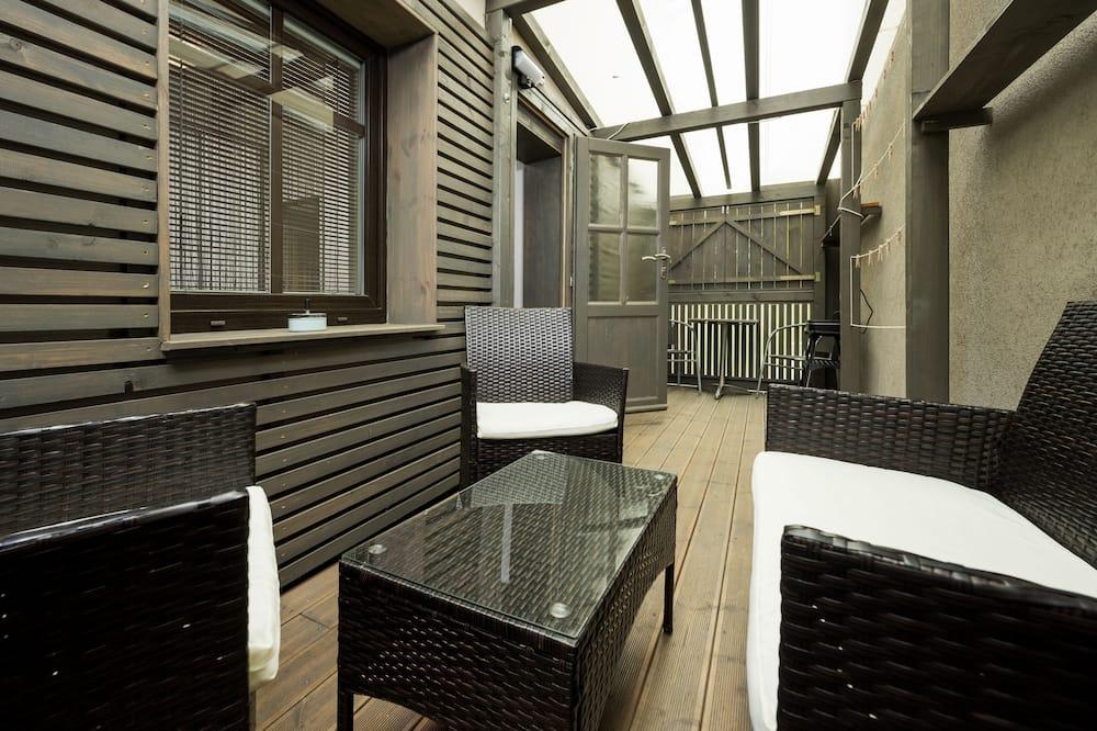 Suite, Balkon (#4) - Balkon