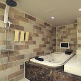 Suite, bañera de hidromasaje (Double, Karaoke) - Baño