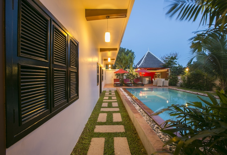 Suon Angkor Boutique, Siem Reap, Property Grounds
