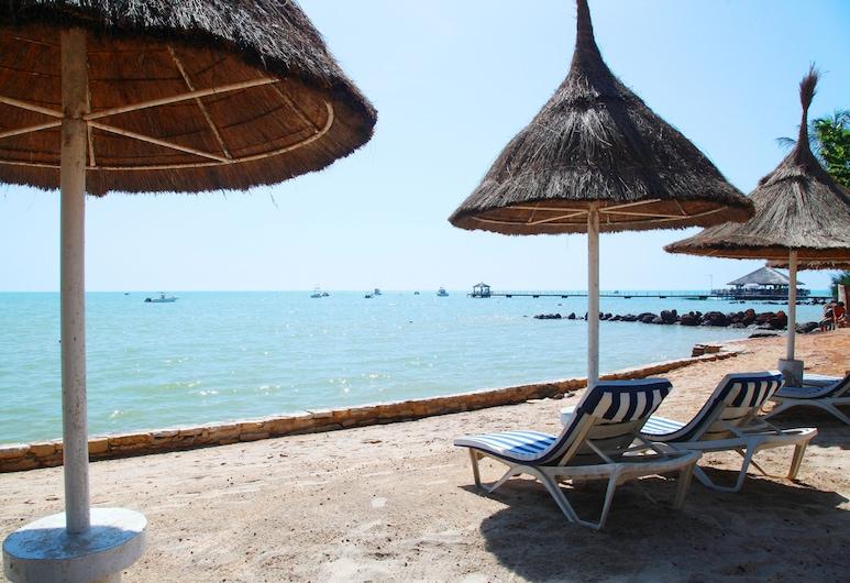 Hôtel Les Bougainvillées Saly Sénégal, Mbour, Beach