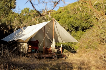 ภาพ Quatermain's 1920's Safari Camp-Amakhala Game Reserve ใน Paterson