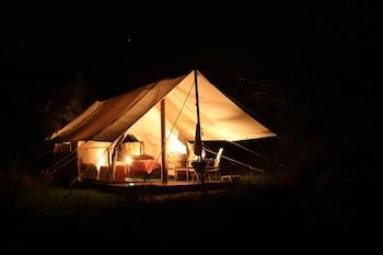 A(z) Quatermain's 1920's Safari Camp-Amakhala Game Reserve hotel fényképe itt: Paterson