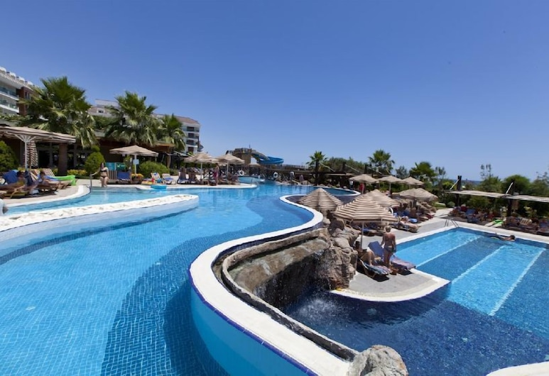 Adalya Resort & SPA Hotel - All Inclusive, Side, Utendørsbasseng