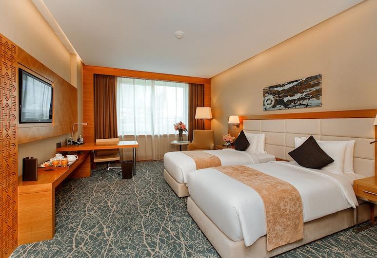 هوليداي إن باكو, باكو, غرفة - سريران فرديان منفصلان - للمدخنين - بمنظر للبحر, غرفة نزلاء
