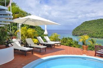 Φωτογραφία του Marigot Palms Luxury Guesthouse , Κόλπος Marigot