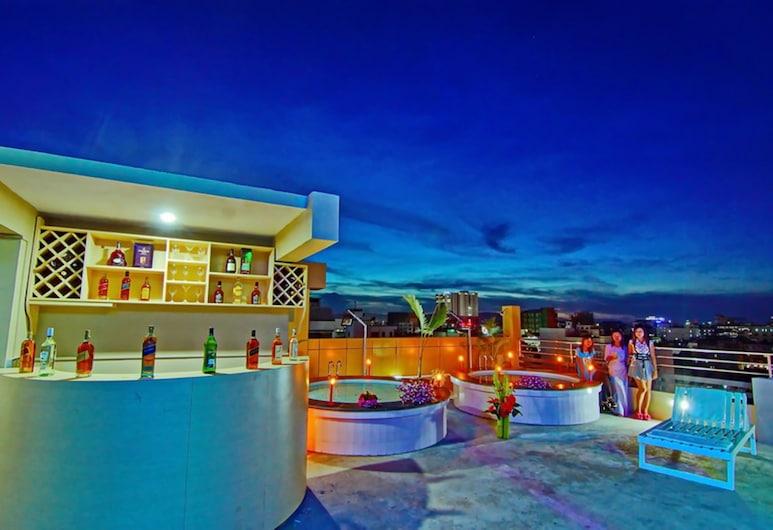 Hotel Victory Point, Mandalay, Hotelový bar