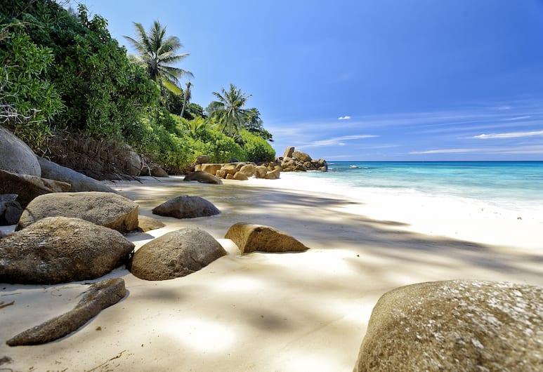 Carana Hilltop Villa, Mahe Island, Beach