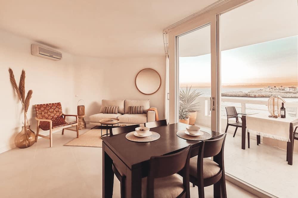 Apartment, 1 Bedroom, Sea View - Bilik Rehat