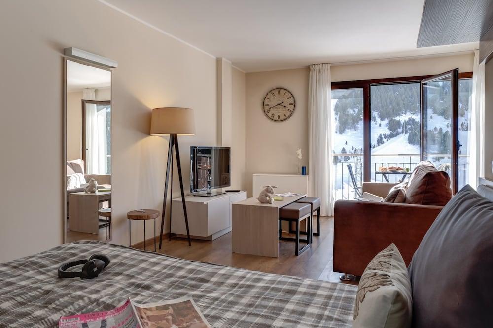 Studio - Wohnbereich