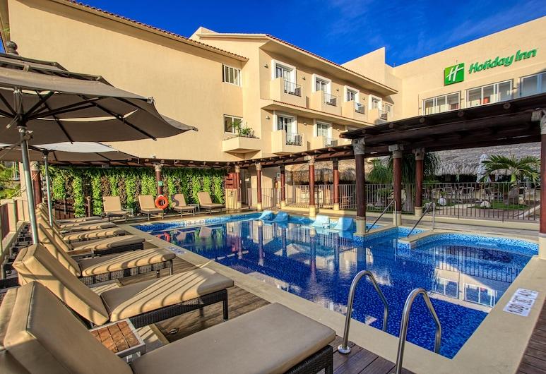 Holiday Inn Huatulco, Santa María Huatulco, Terraza o patio