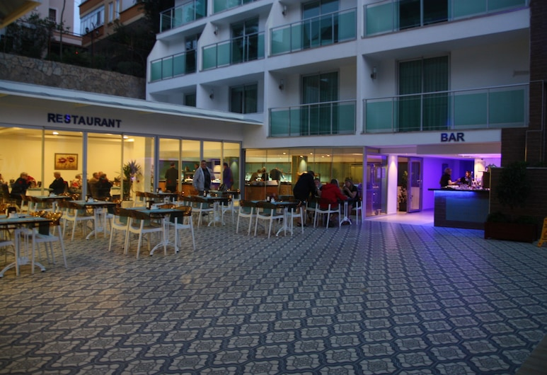 Kleopatra Atlas Hotel - All Inclusive - Adults Only, Alanya, Restaurante