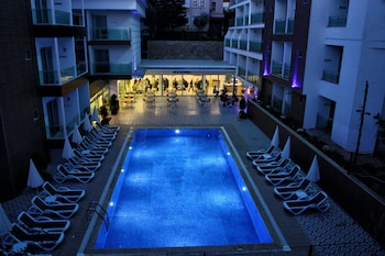 Foto Kleopatra Atlas Hotel - All Inclusive - Adults Only di Alanya