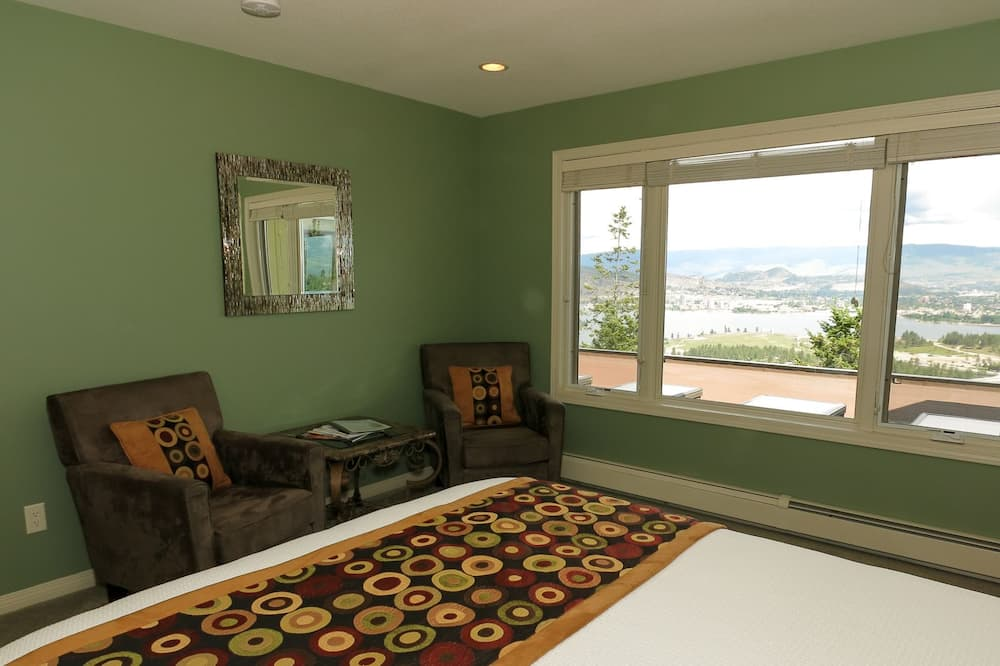Suite, 1 Queen Bed, Non Smoking, Lake View - Lake View