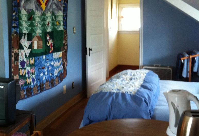 Calla's Palace, Jasper, Habitación doble familiar de uso individual, 2 camas Queen size, Habitación