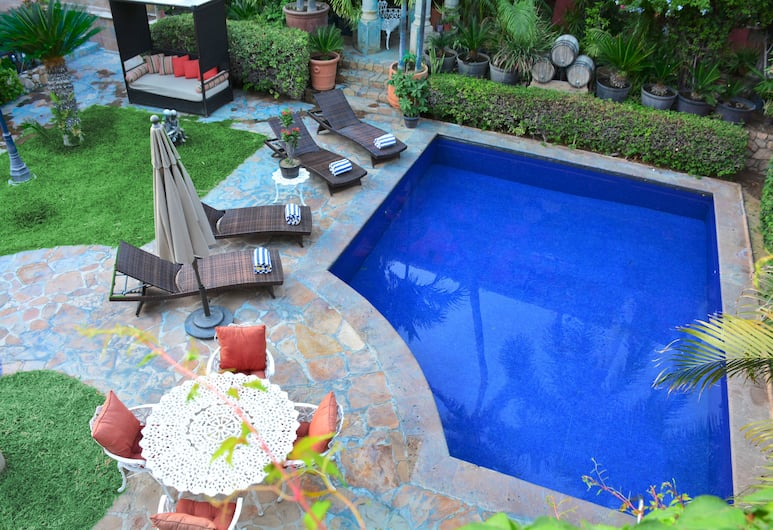 Hotel Boutique Casa Bella, Cabo San Lucas, Kolam