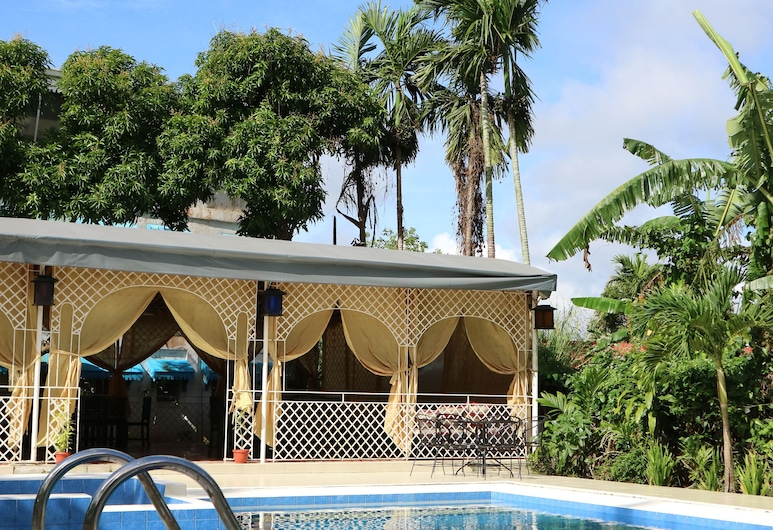 Mediterranean House Restaurant & Hotel, Nasugbu, Outdoor Pool