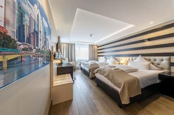 프랑크푸르트의 스카이라인 호텔 사진