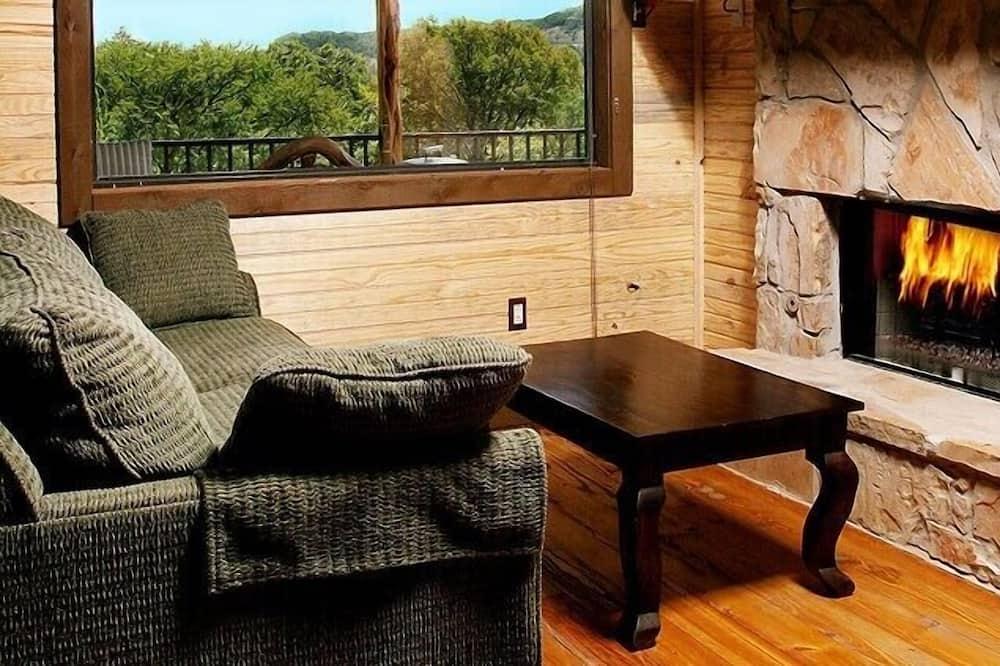Chatka, 3 spálne - Obývacie priestory