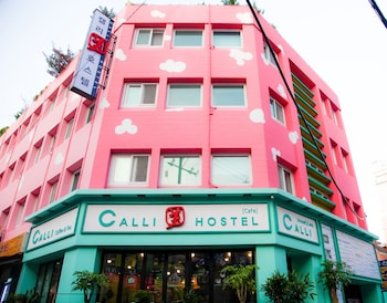 Foto Calli Hostel di Busan