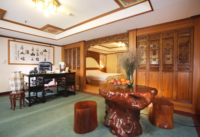Kingdom Hotel , Hsinchu, Quadrupla familiare, Camera