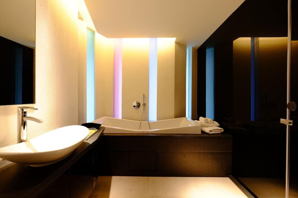 ベーシック ダブルルーム - バスルーム