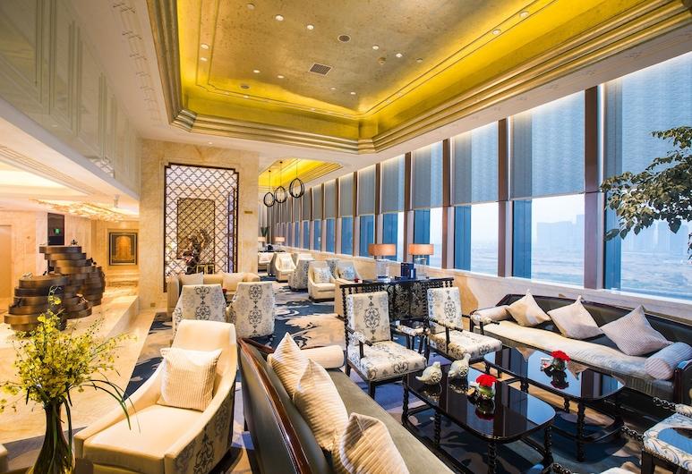 Kasion International Hotel Yiwu, Jinhua, Lobby Sitting Area