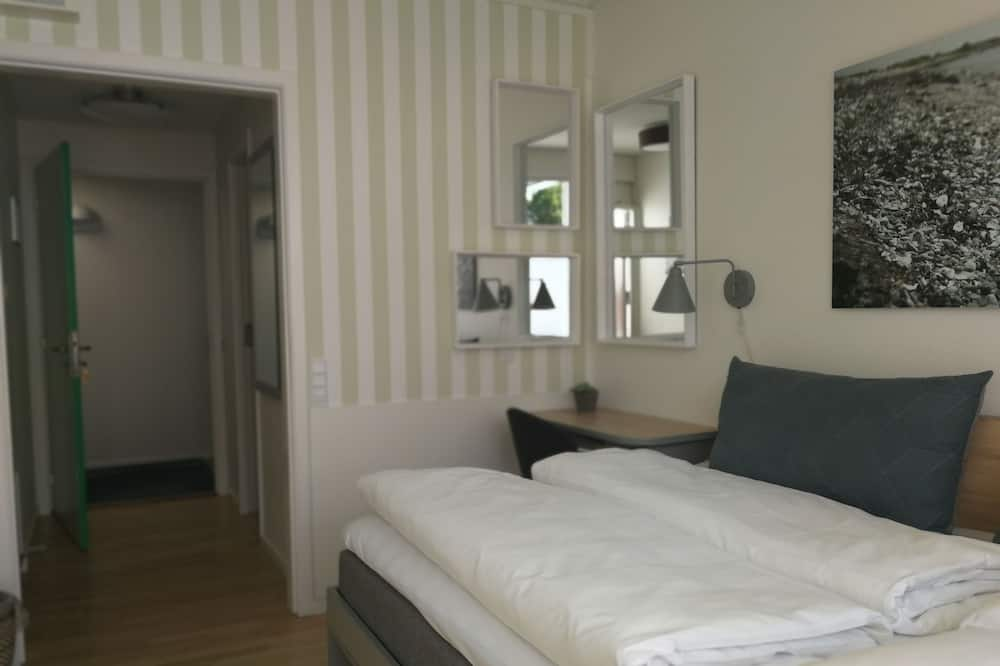 Small Double Room (140cm bed) - Living Area