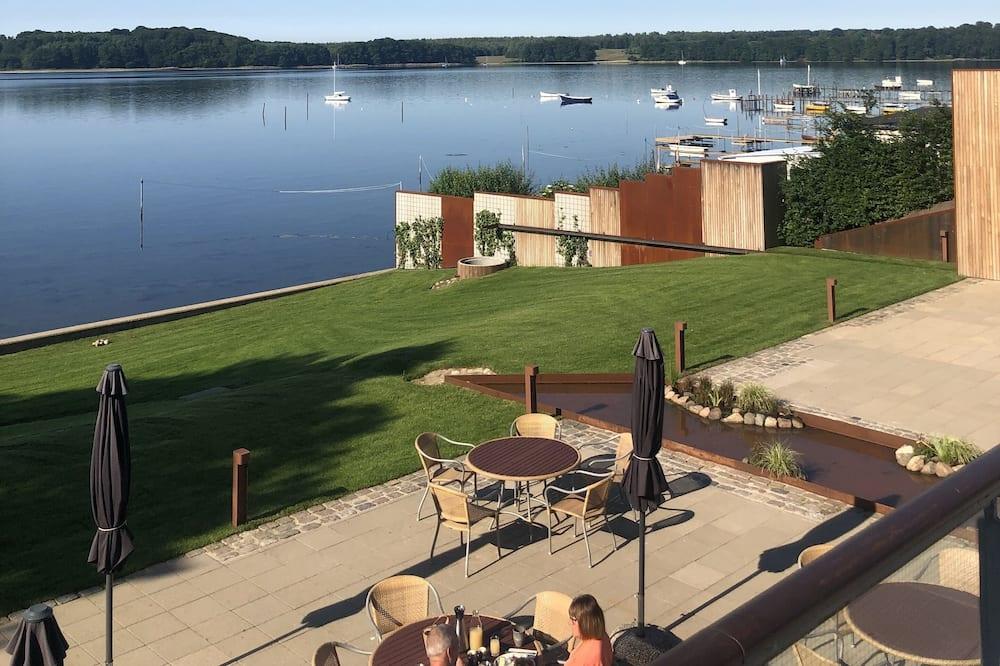 Twin Room, Sea View, No balcony - Vistas al río