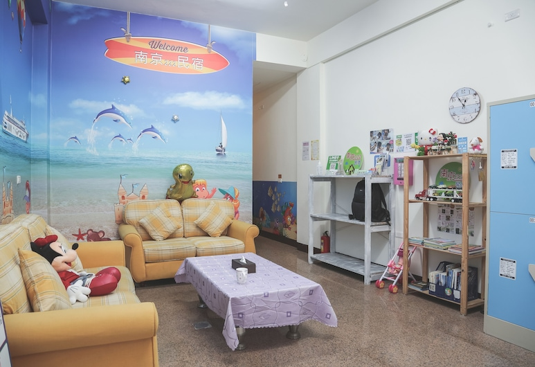 Nanjing222, Hualien City, Lobby Sitting Area