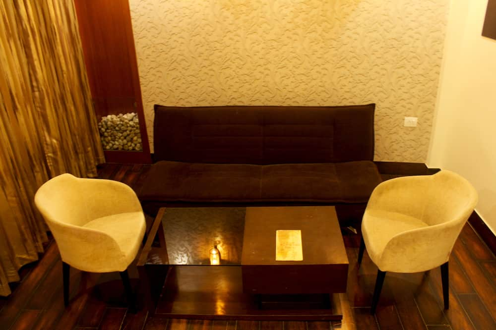 Phòng Cao cấp - Khu phòng khách