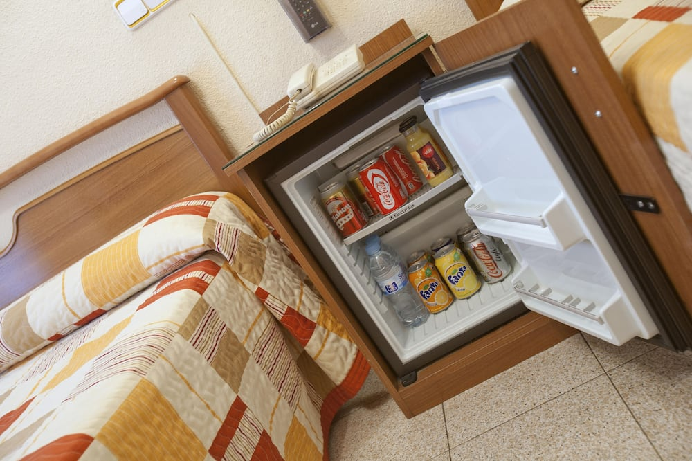 Double or Twin Room - Mini Refrigerator