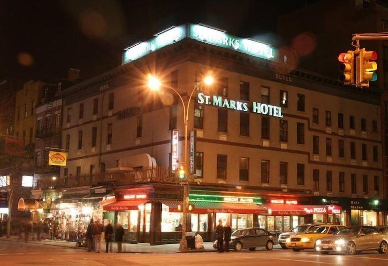 セント マークス ホテル, ニューヨーク