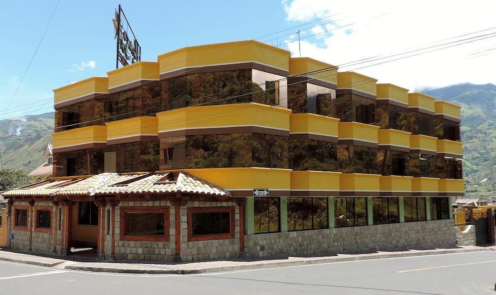 Puerta del sol hotel en ba os - Hoteles en banos ecuador ...
